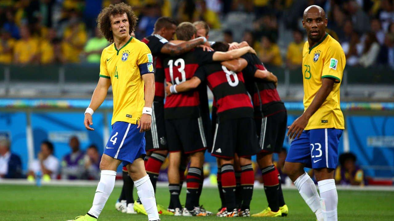 A Maior Vergonha Do Futebol Brasileiro