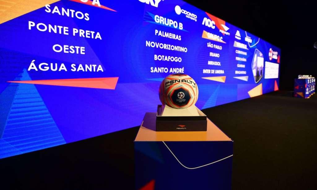 Futebol: Revisão vai liberar partidas do Paulistão na capital, grande SP e Baixada Santista