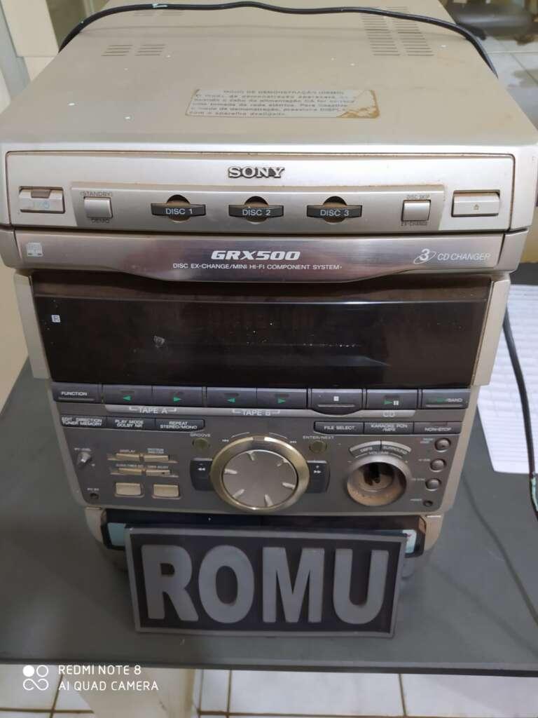 Populares prendem homem acusado de furto e entrega para a ROMU da GCM
