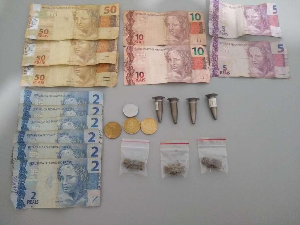 Adolescente detido com drogas pela PM em Conchal é liberado no plantão policial