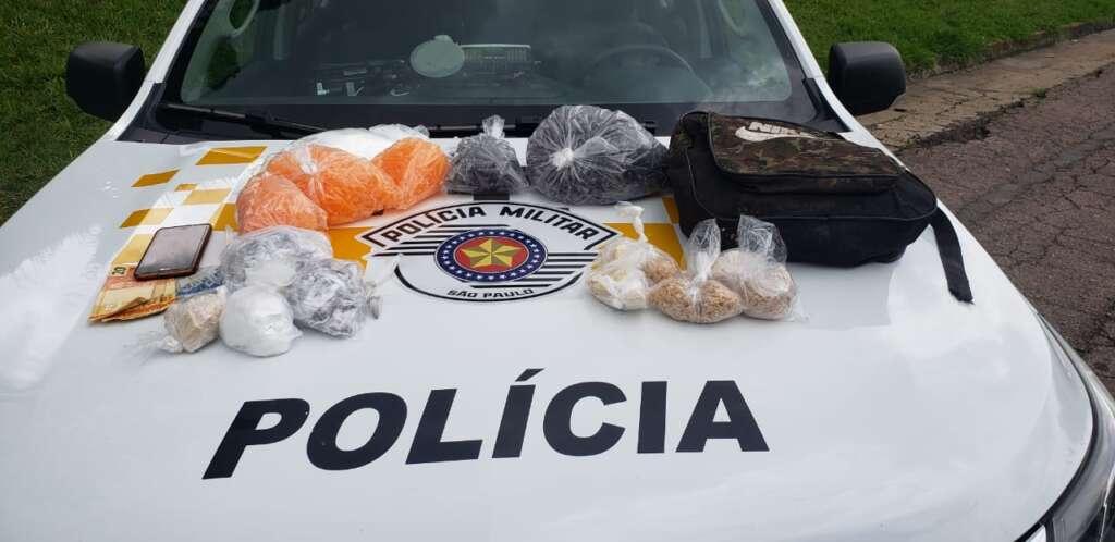 """""""Operação Ônibus"""": PMRv volta a prender suspeito por tráfico de drogas interestadual"""