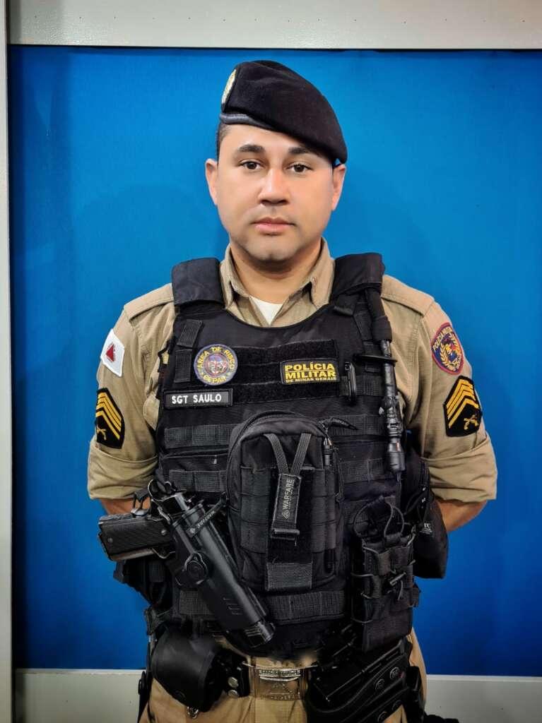 Sargento PM Saulo,