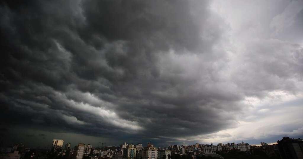 Estado de São Paulo vai terminar 2020 com temporais