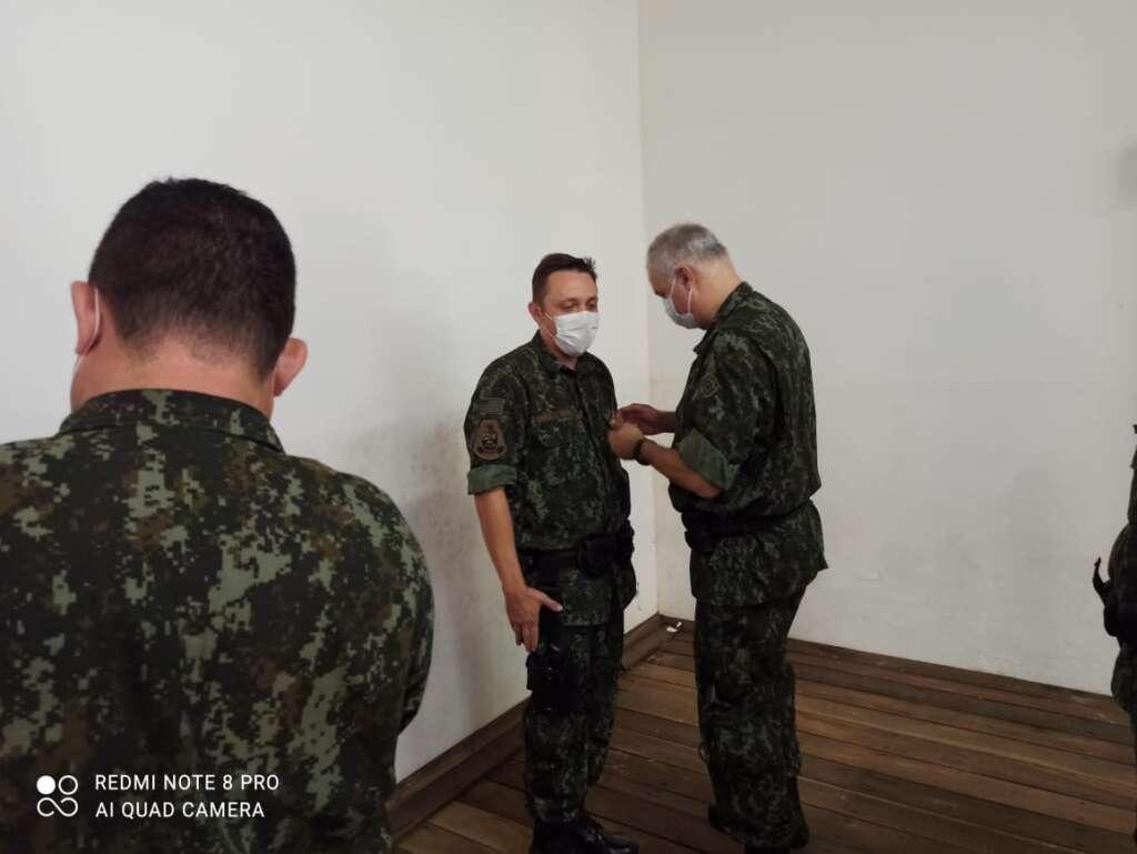 PM Ambientais recebem Láureas durante evento na 7ª de Rio Claro