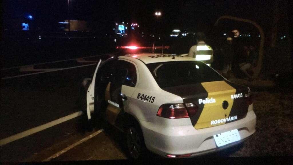 Dois homens morrem atropelados na Rodovia Anhanguera em S.C. da Conceição