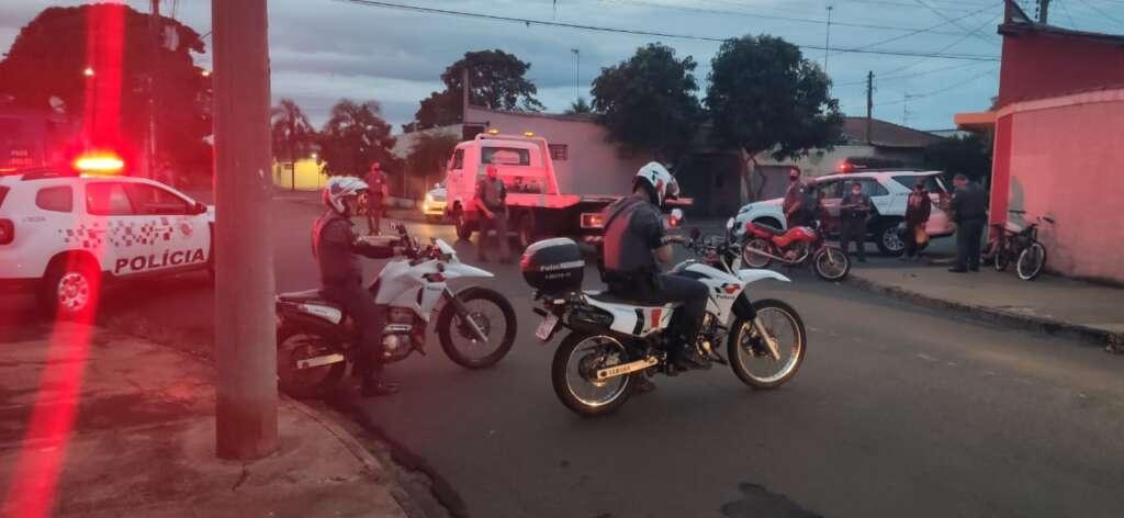 """Polícia Militar de Pirassununga fez operação """"Final de Ano e Cavalo de Aço"""""""