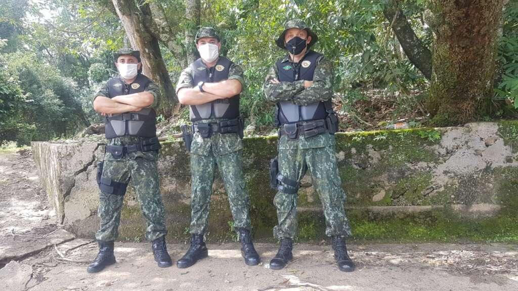 Novos Oficiais da PM Ambiental fizeram treinamento em Pirassununga