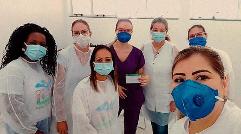 Pirassununga já vacinou mais de 400 profissionais da saúde