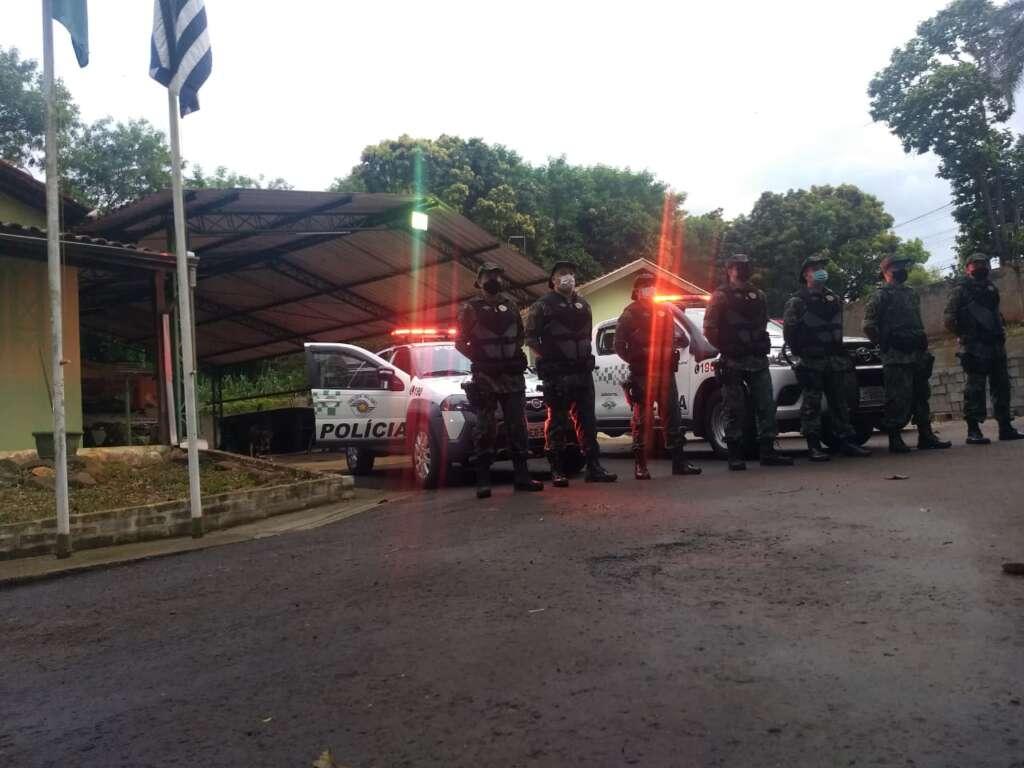 Pelotões da 7ª Cia. de PM Ambiental desencadearam Operação Piracema