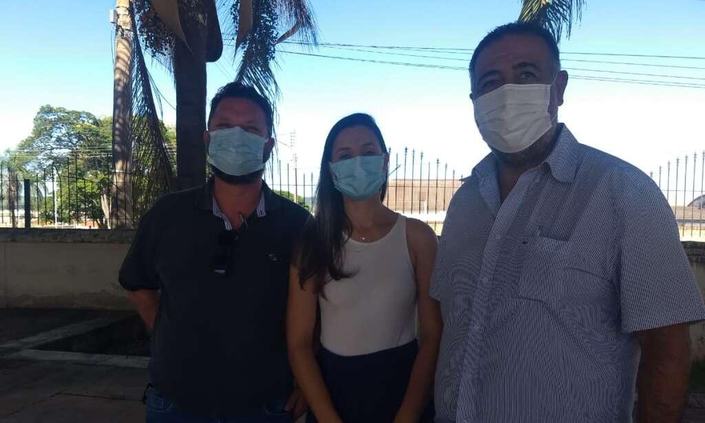 Pirassununga realizará drive thru para a vacinação contra Covid-19