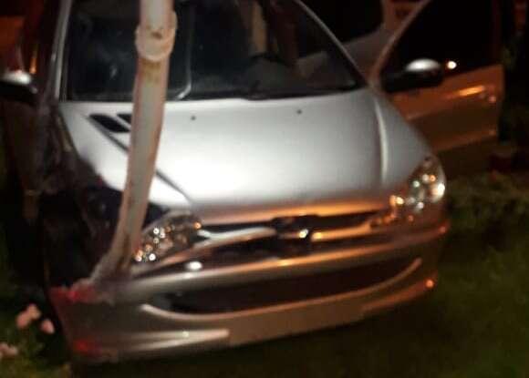 Possível Auxiliar Administrativo de Casa de Recuperação detido por embriaguez ao volante