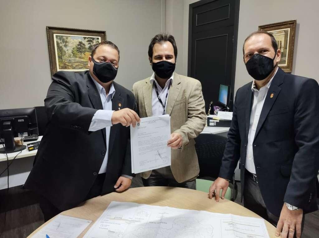 Secretários Municipais de Pirassununga, Tannus e Naressi tiveram várias agendas na capital