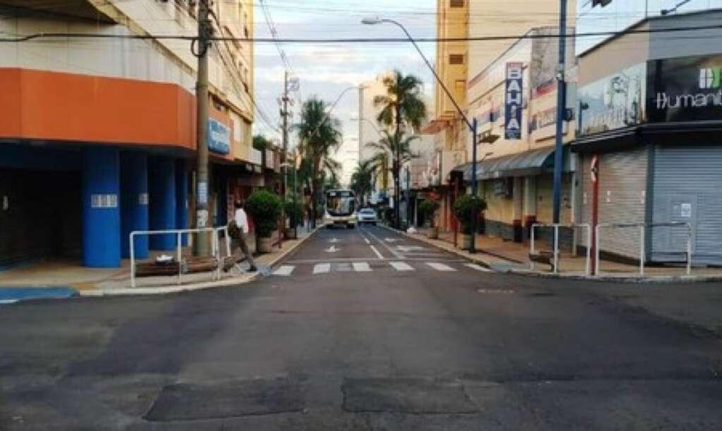 Araraquara decreta lockdown por 15 dias a partir desta segunda-feira