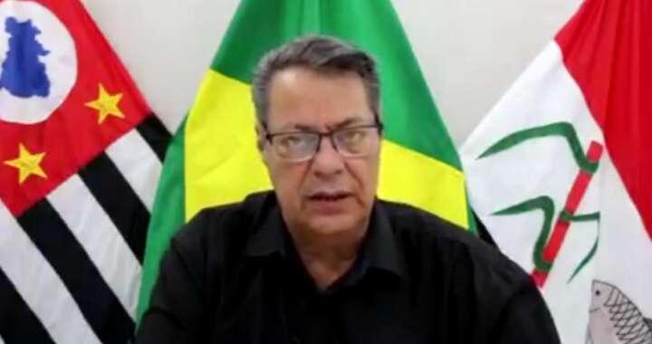 Dr. Dimas Urban. Prefeito de Pirassununga