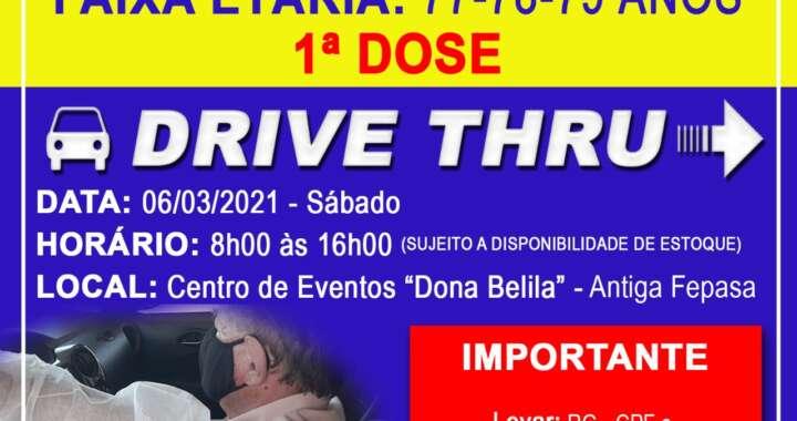 DRIVE THRU - 5 - 3 - 21