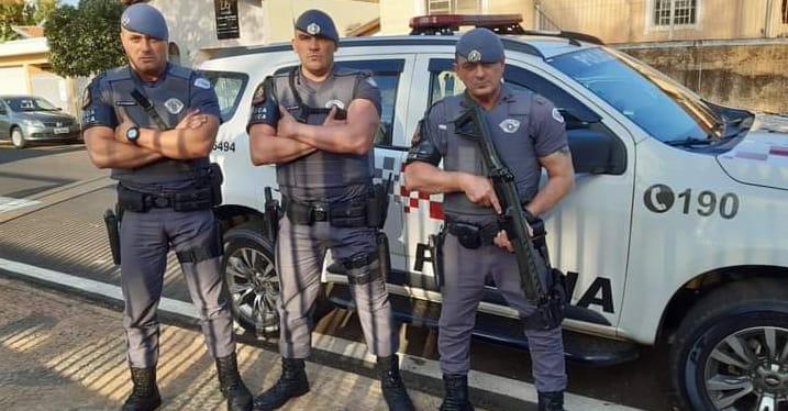 Comando da 4ª Cia PM de Leme faz nova homenagem aos policiais militares
