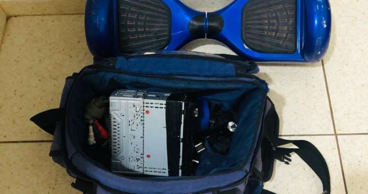 Policiais Militares de Leme apreendem objetos furtados da região de Caconde