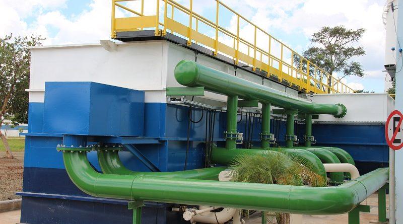Pirassununga: SAEP inaugura sua 4ª Estação de Tratamento de Água