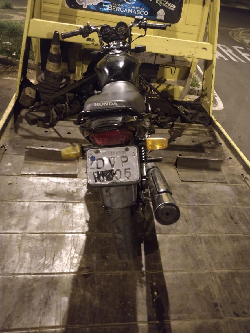 Tirocínio policial da PM de Araras evita roubo a Posto de Combustível