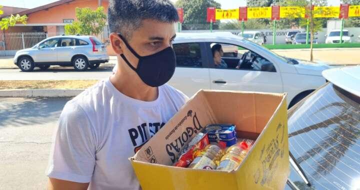 PIT STOP SOLIDÁRIO organizado pelo Capitão PM Théo foi de grande sucesso