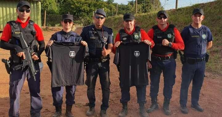 GCMs da ROMU de Pirassununga participaram de curso de armamento e tiros