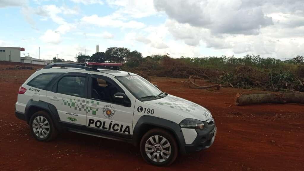 Veja as ações do 1º e 2º Pelotão da 7ª Cia. da Polícia Ambiental