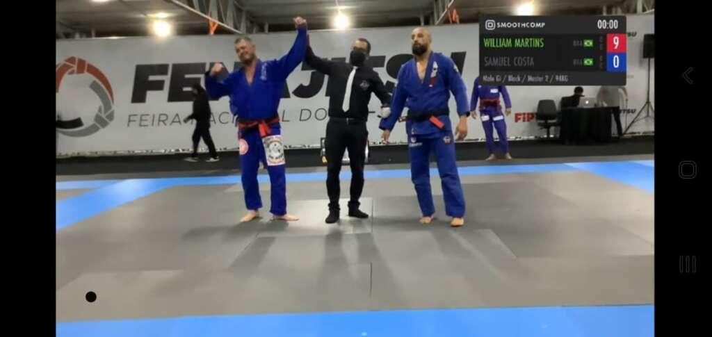 Pirassununguense é destaque em competição Internacional de Jiu Jitsu em Santa Catarina