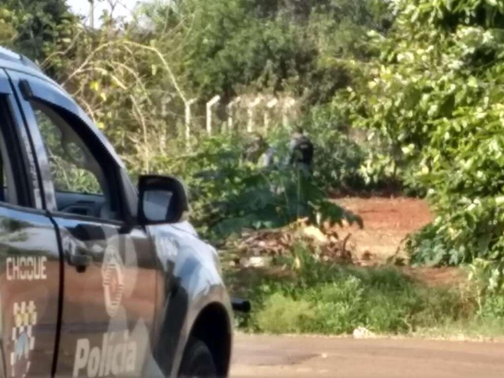 Aposentado localizada granada em Pirassununga que é detona pelo GATI