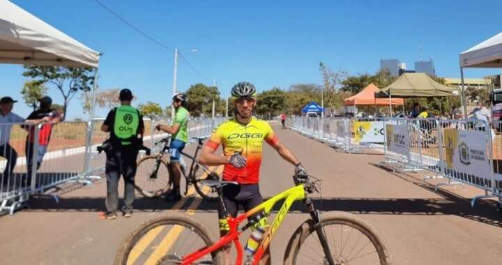 Pirassununguense vence etapa da Taça Brasil XCO em Goiânia