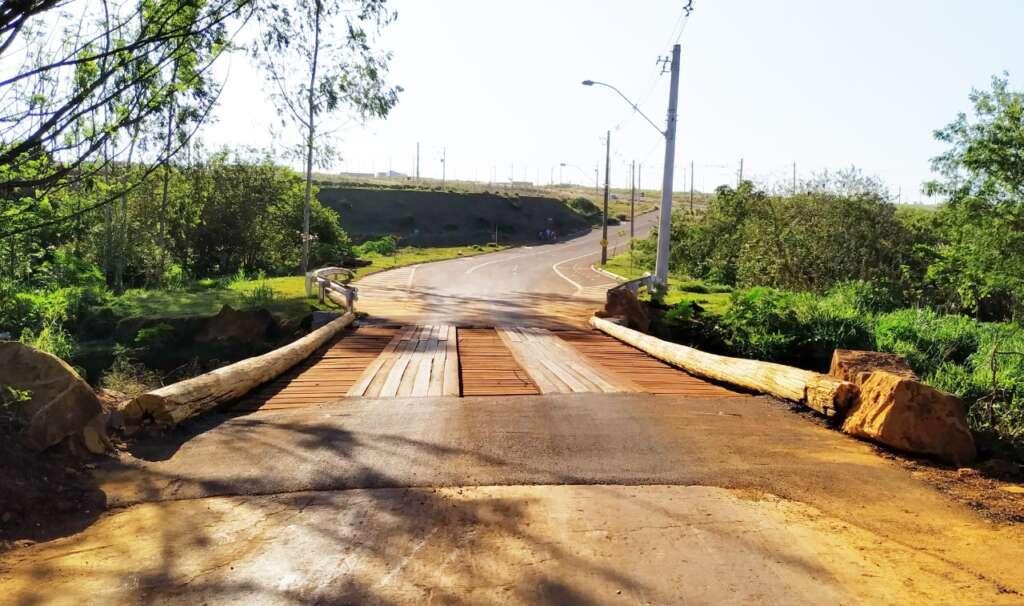 Ponte do Terra Azul