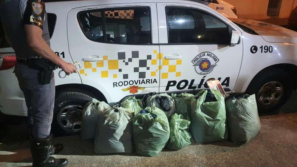 TOR prende 4 e recuperam produtos furtados em Pirassununga