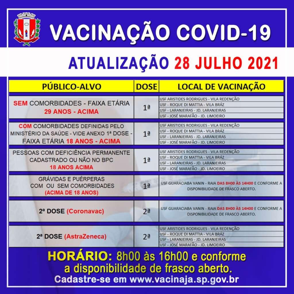 VACINA 2 1