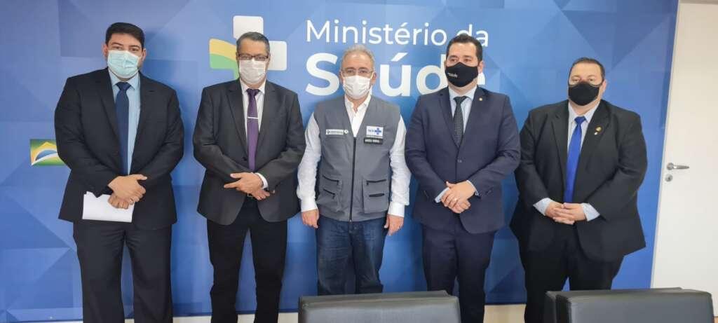 Deputado Ricardo Silva e Dr. Dimas conquistam credenciamento da hemodiálise da Santa Casa de Pirassununga